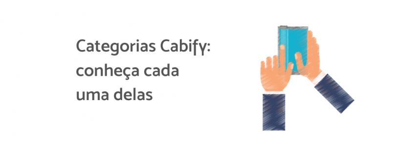 Ilustração de uma mãos segurando um celular